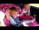 Реакция спящей девочки на  PSY  --- Oppa Gangnam Style