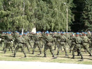 Состав сводного полка воздушно
